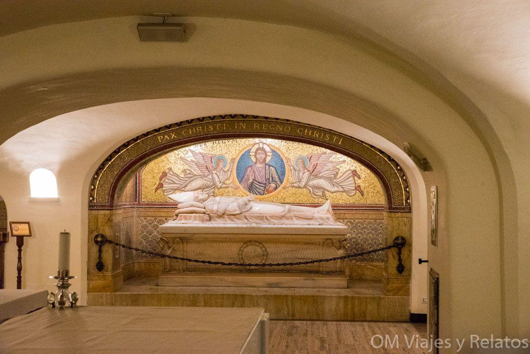 Tumba-Juan-Pablo-II-Vaticano