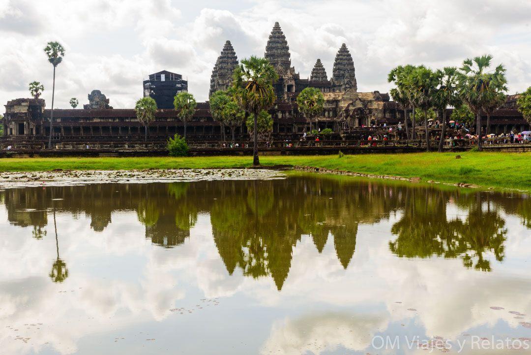 Circuito Y Misterios : Los templos de angkor wat misterios la mítica