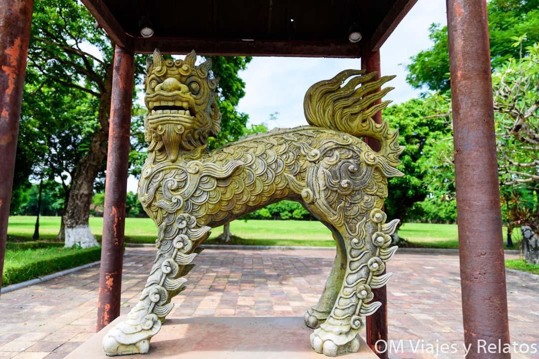 Ciudadela y Tumbas Imperiales de Vietnam