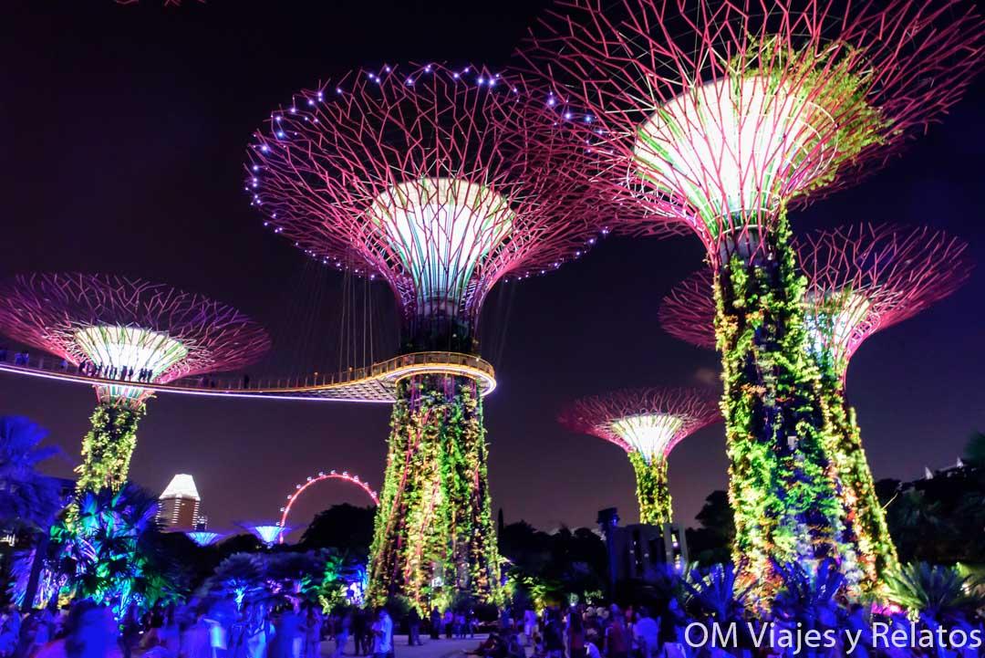Singapur-fotos