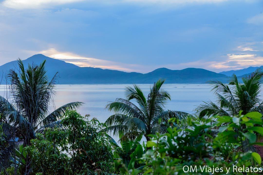 Amanecer en el Vedana Lagoon Resort