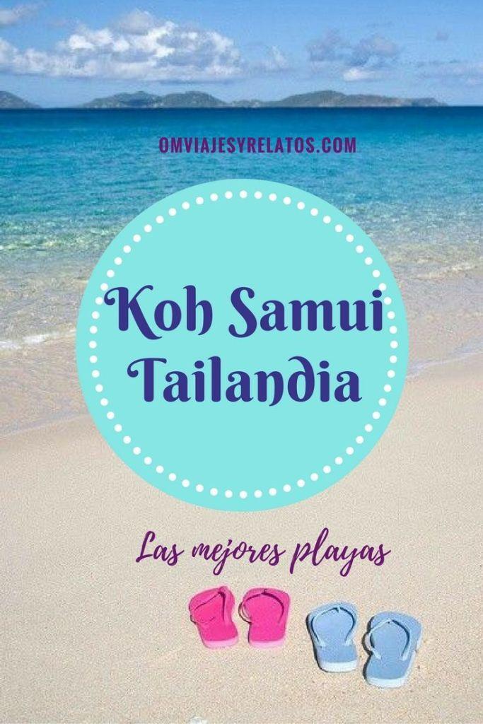 playas-koh-samui-Tailandia