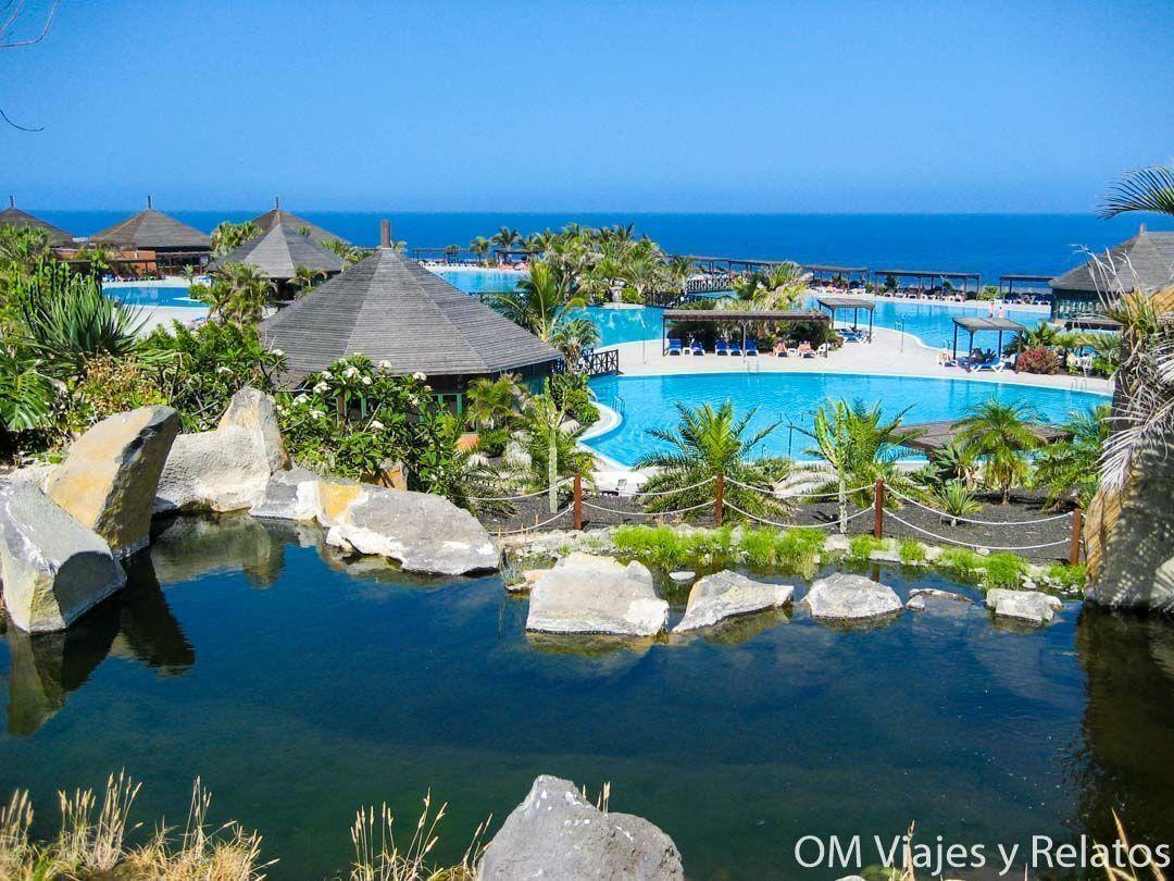 Hoteles en La Palma