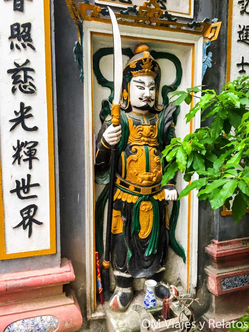 Guardianes de los templos Vietnam