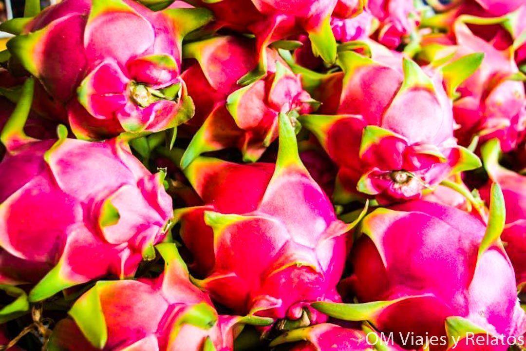 fruta del dragón: Vietnam
