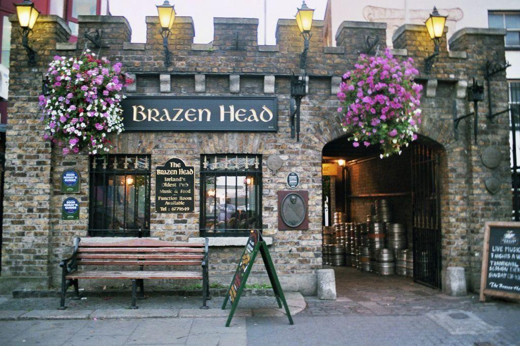 brazen-head-Dublin