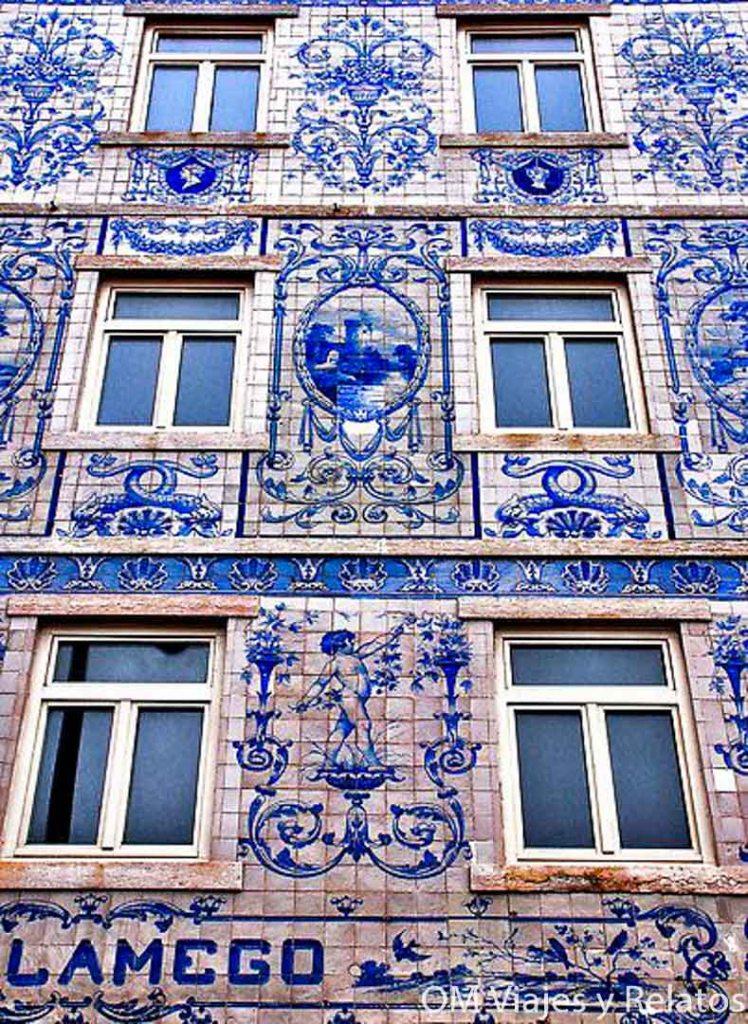Viajar a Lisboa: azulejos