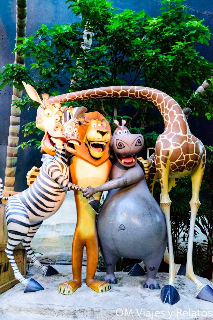 Madagascar-Singapur