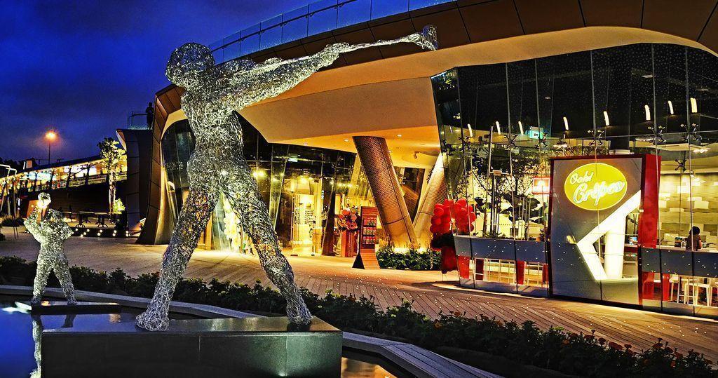 Universal Studios en Singapur es un gran parque temático en Sentosa ...