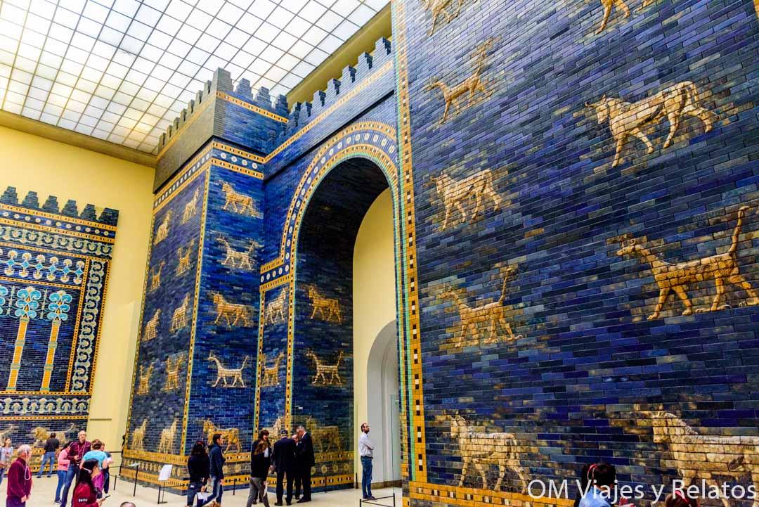 Museo de Pérgamo: Puerta de Isthar