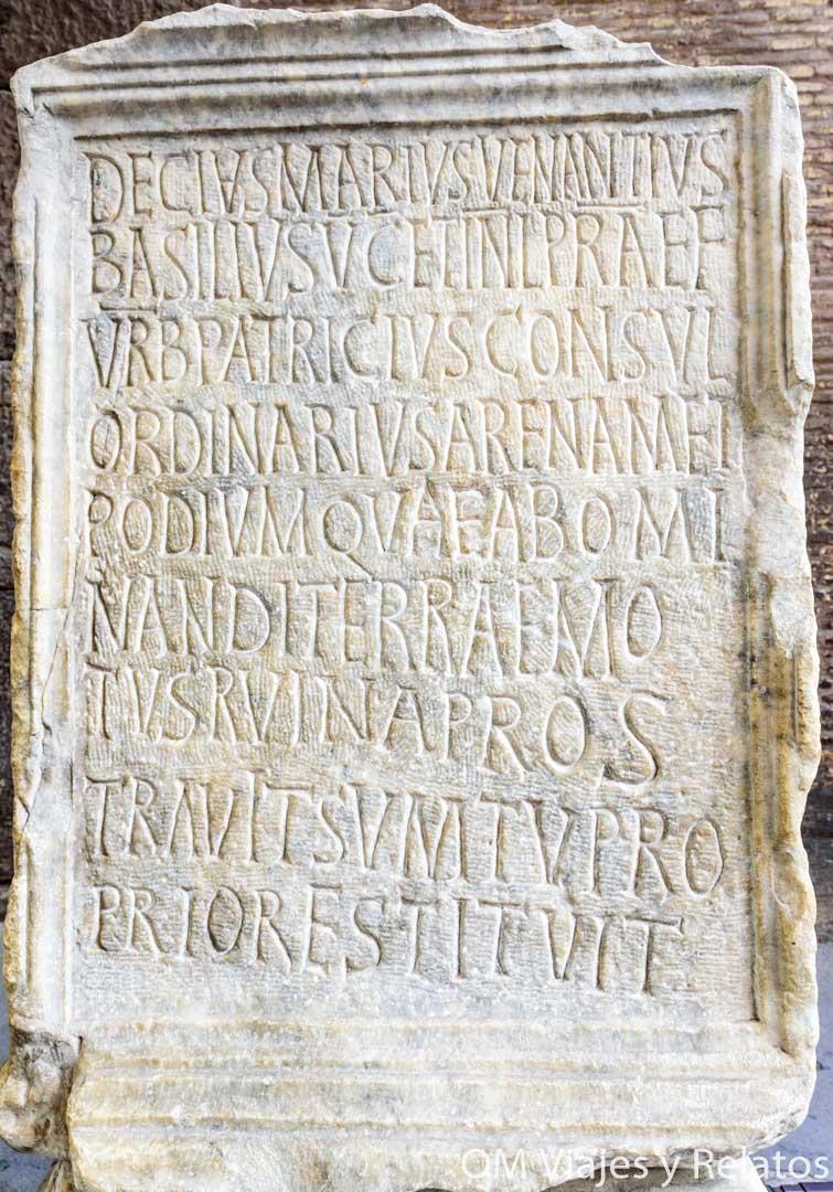 Roma-Coliseo