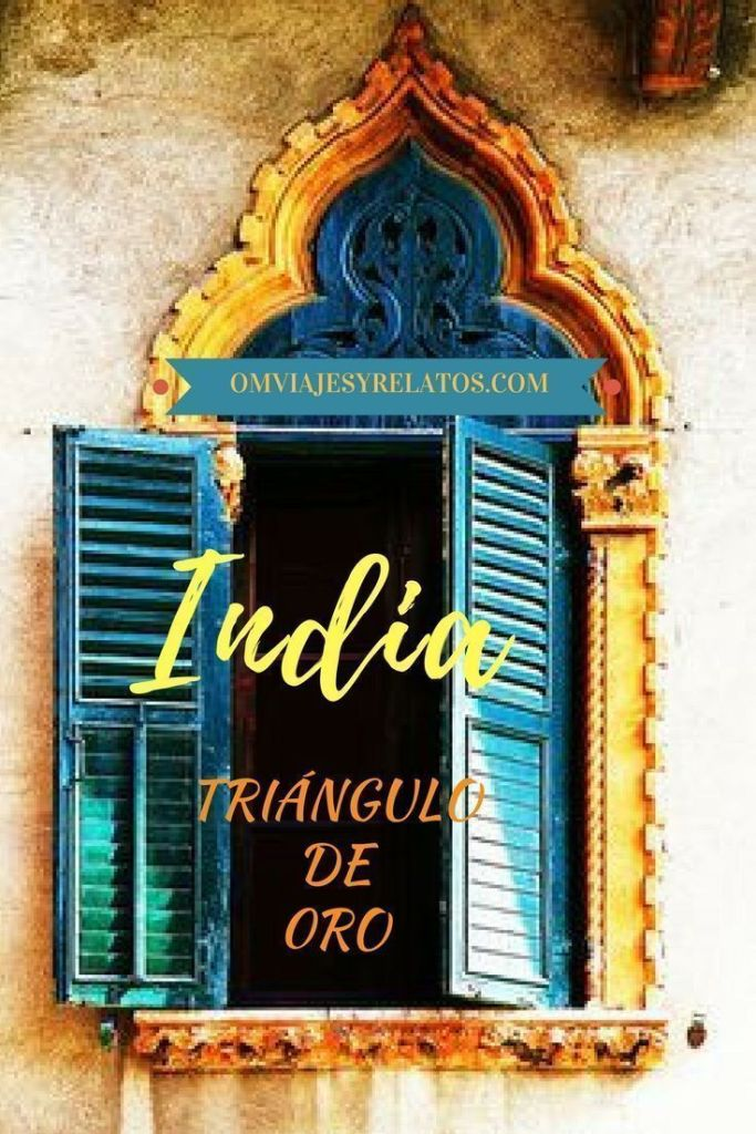 TRIÁNGULO ORO INDIA