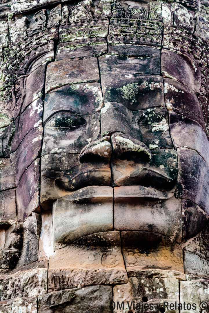 templo-Bayon-Camboya