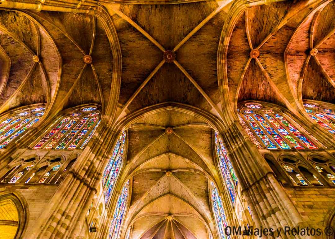 Catedral-Gótica-León