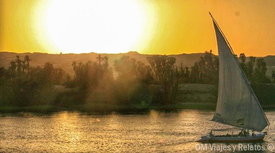 atardecer-Nilo