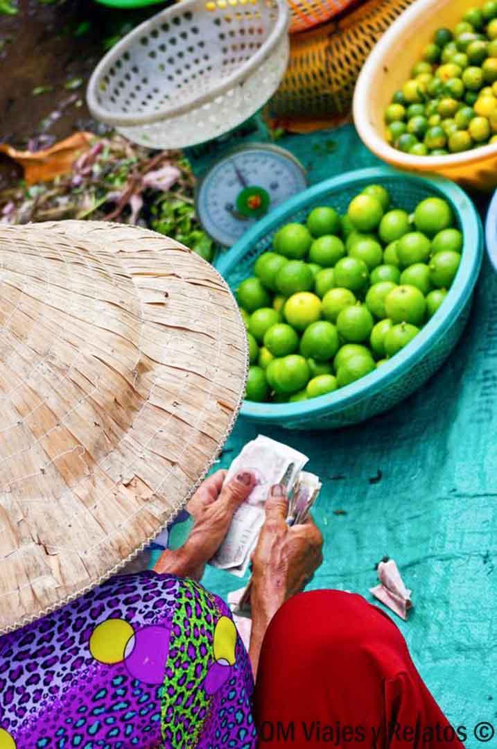 Mercados-Saigón