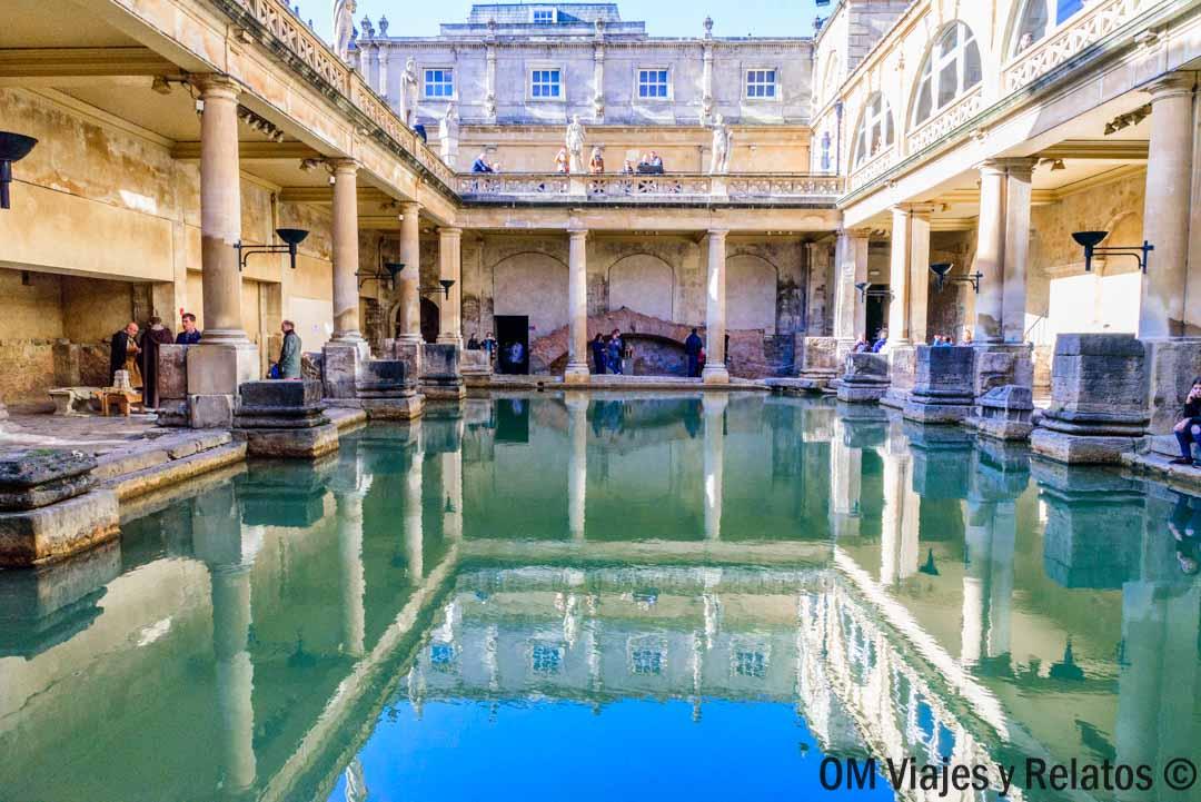 Los Baños Romanos de Bath