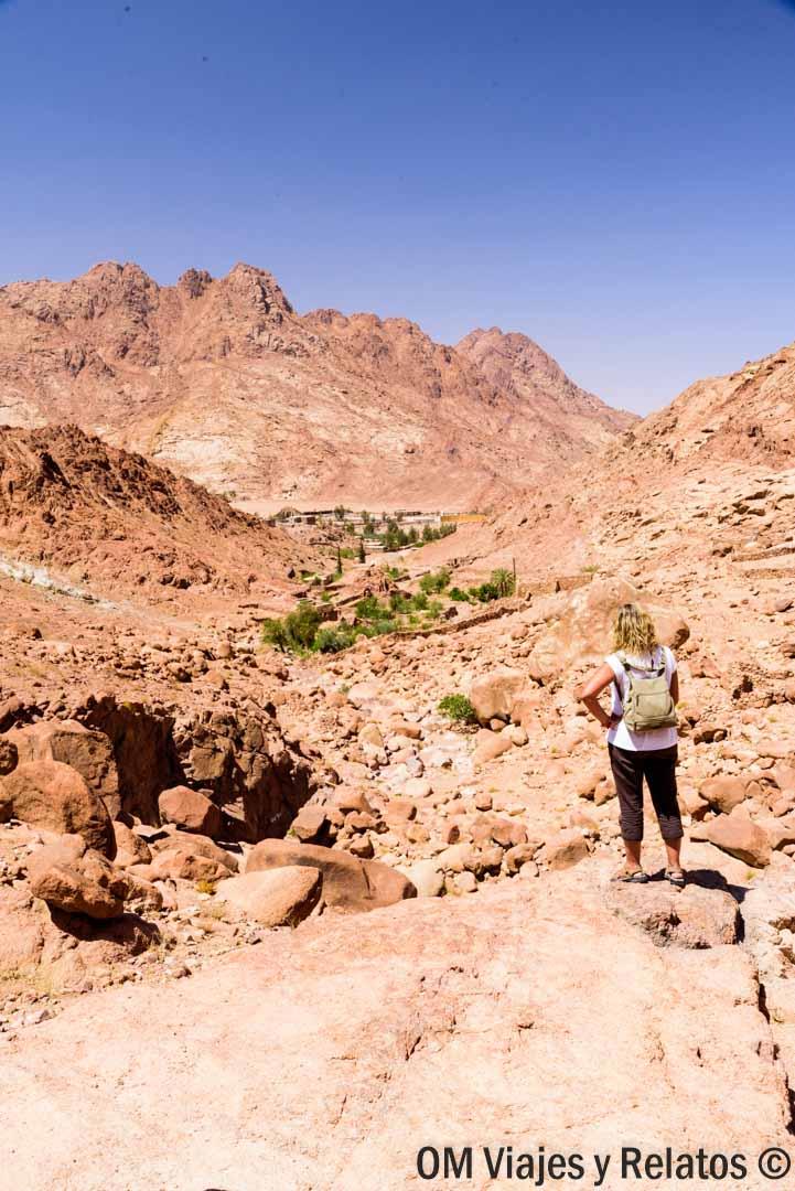 Sinaí-rutas