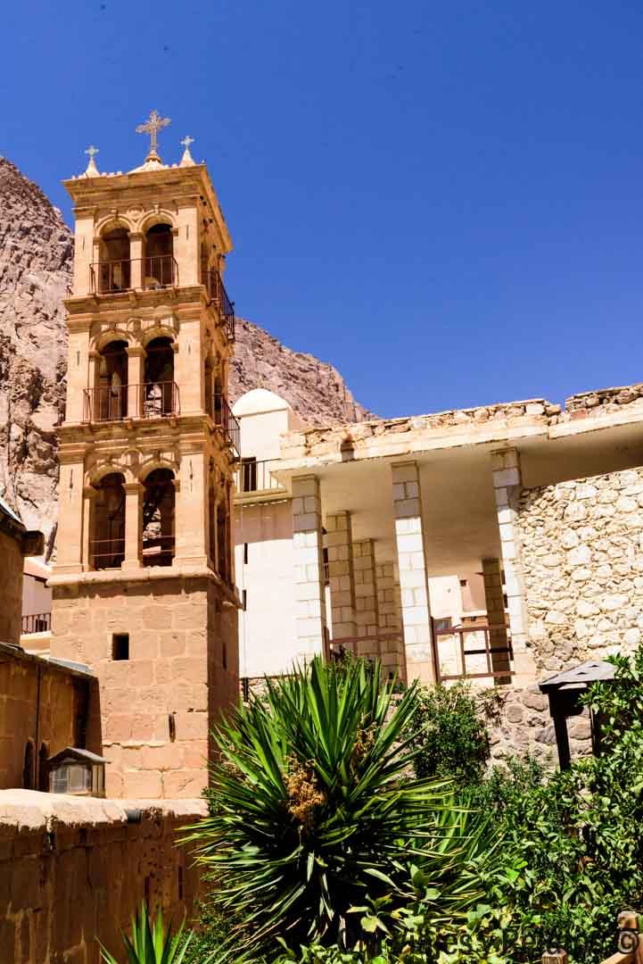 mezquita-monasterio-Sinaí