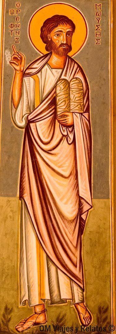 Moisés-Santa-Catalina-Monasterio