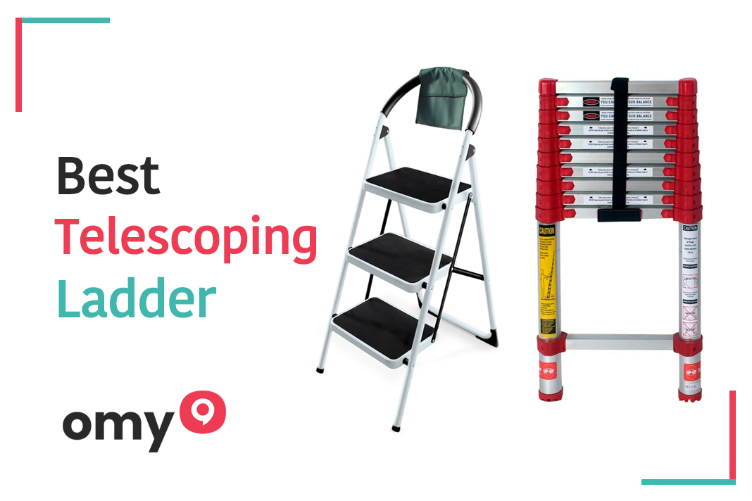 9 Best Telescoping Ladder in 2017 - omy9 Reviews