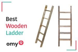 Top 10 Wooden Ladder