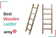 Top 10 Wooden Ladder