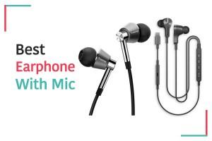 10 Best Earphone with Mic