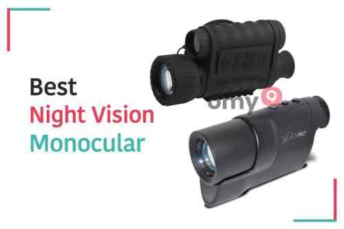 Top Best Night Vision Monocular