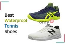 waterproof tennis shoes womens