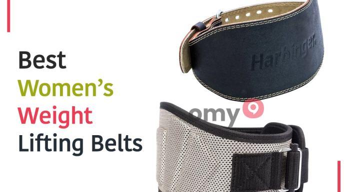 Women's Weight Lifting Belts