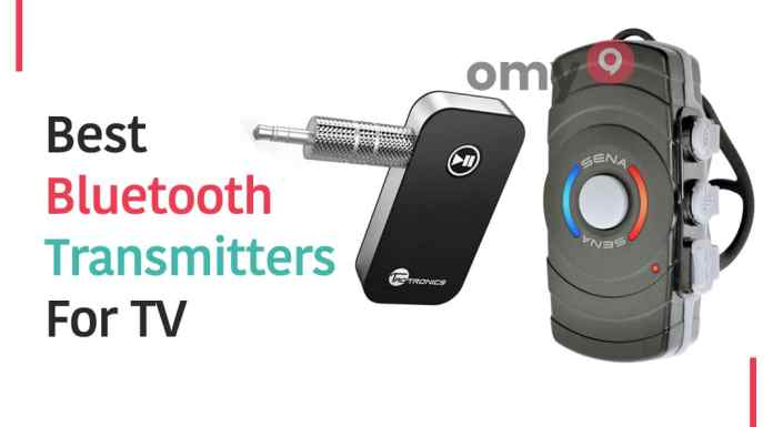 10 Best Bluetooth Transmitters for TV