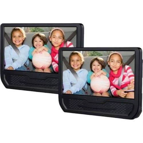 Portable DVD Players for Car