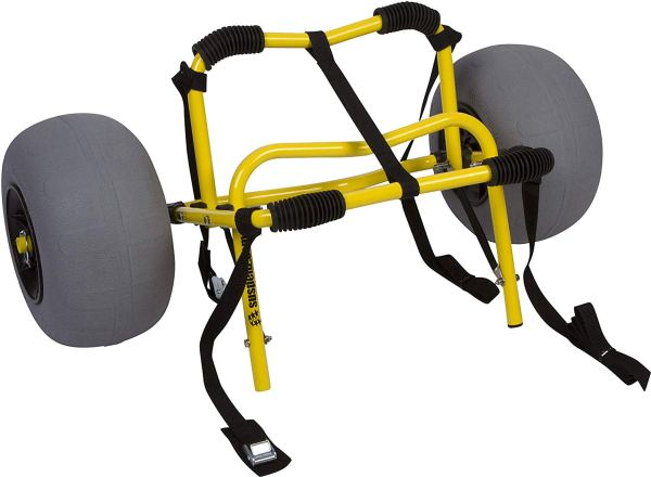 Suspenz DLX Beach Cart for Kayaking