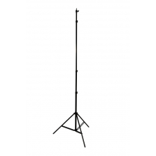 on stage lighting stand with side