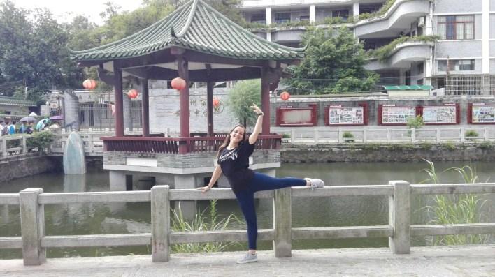Anna - Guangzhou, Cina