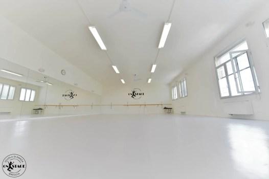 Sala 3 - Sede On Stage Danza Brescia