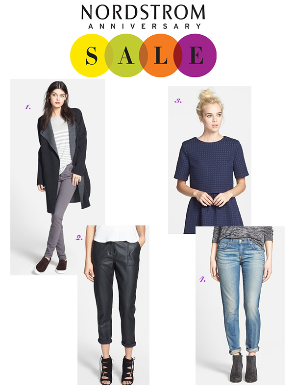 The Nordstrom Anniversary Sale Fall Wardrobe Staples