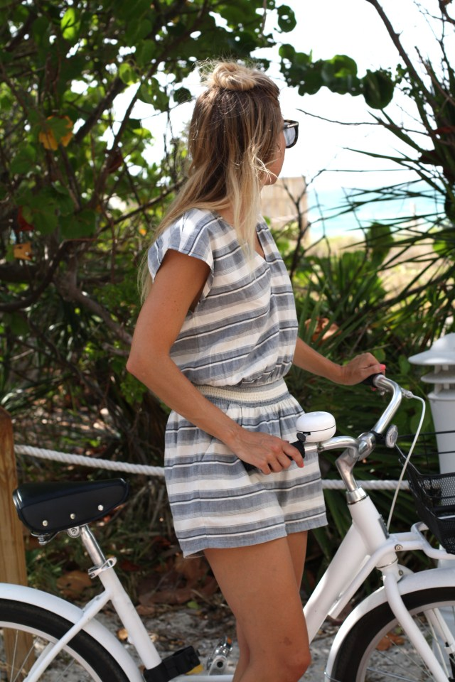 Madewell, What I Wore, OOTD, Fashion Blogger, Everyday Madewell, Casual, Miami, Bike Riding