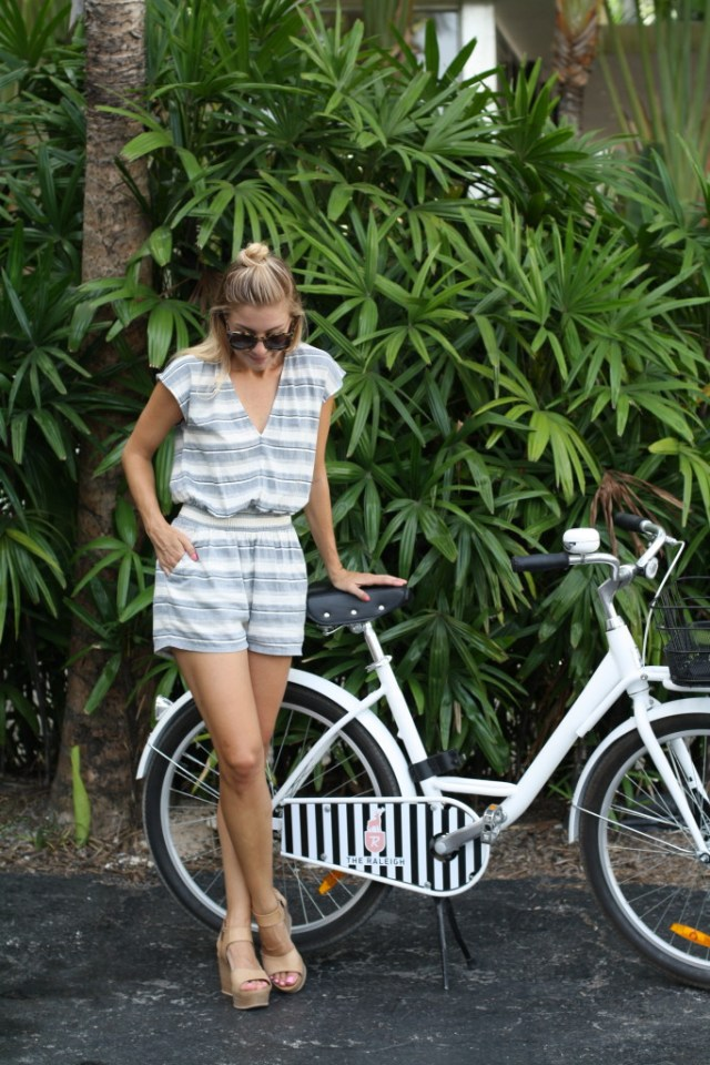 the raleigh, miami, travel, ootd, what i wore, madewell, style blogger, fashion blogger, love