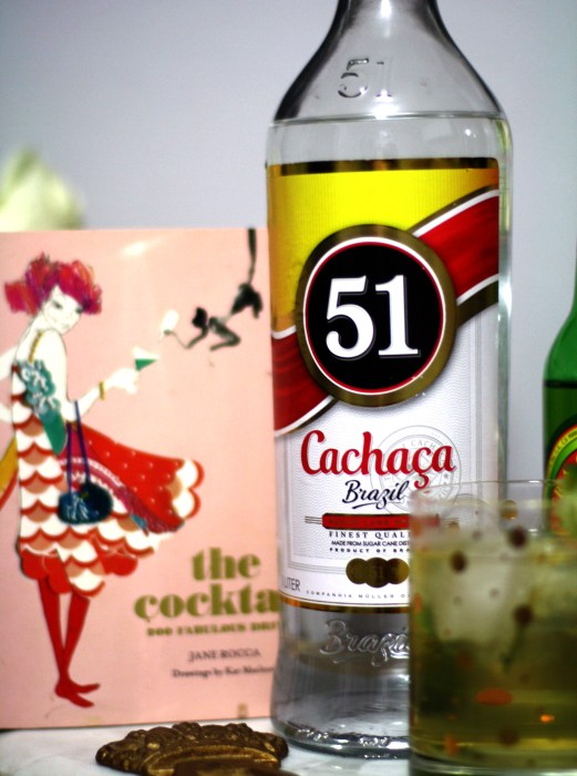 Cocktails, Mixology, Cachaca 51, Brazil Mule