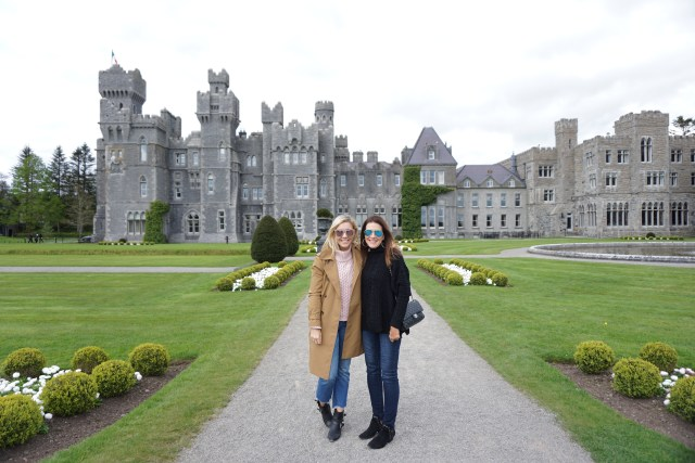 Mother's Day, Afternoon Tea, On the 10, Nelson's take Europe, Ireland, Ashford Castle, Travel blogger