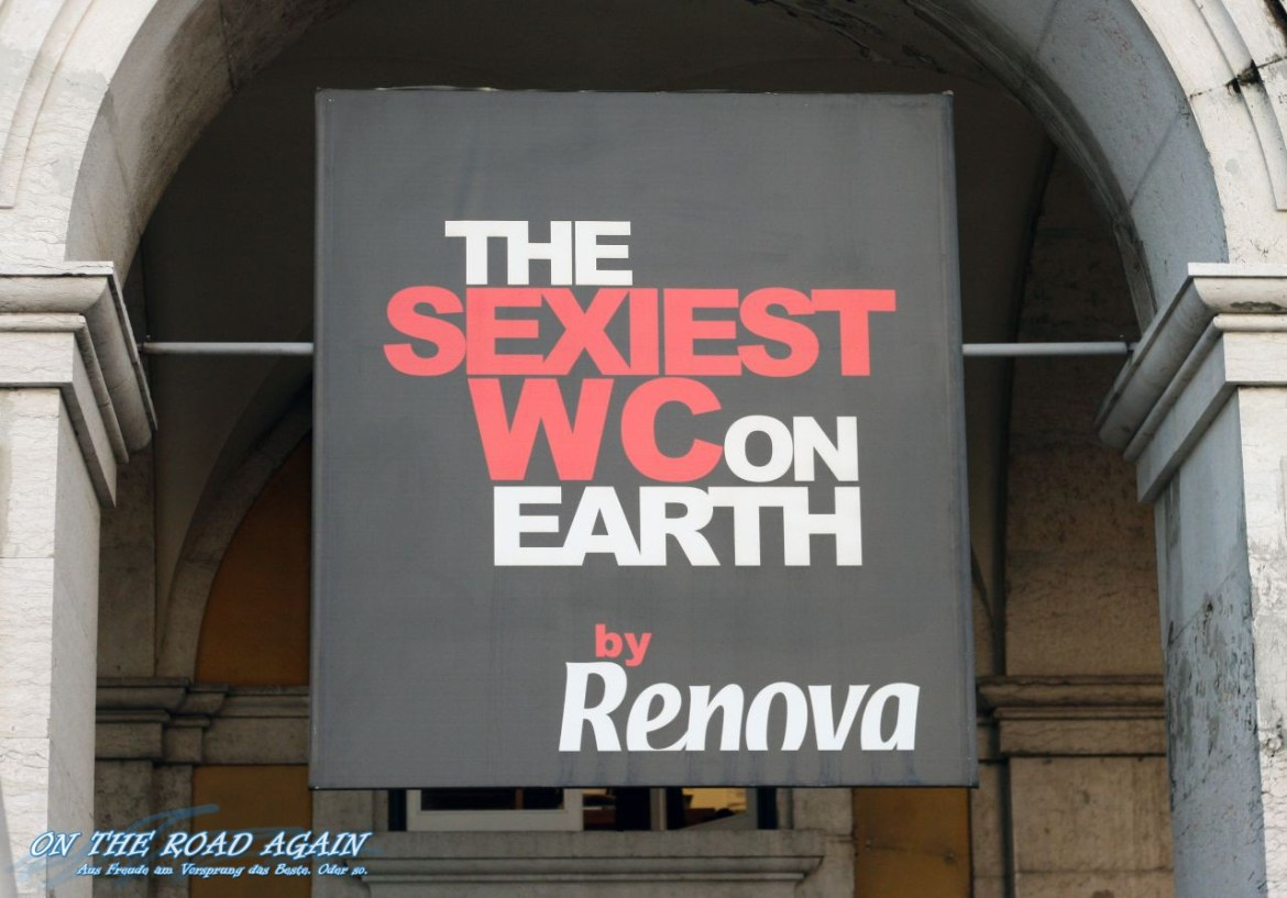 THE SEXIEST WC ON EARTH by Renova