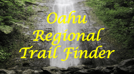 The Oahu Regional Trail Finder