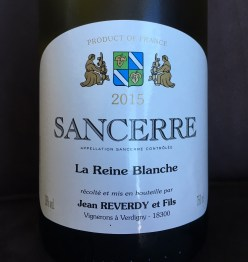 A recently discovered Sancerre made it's way on the favorite list