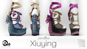 JamBee_Xiuying-On9_Pack