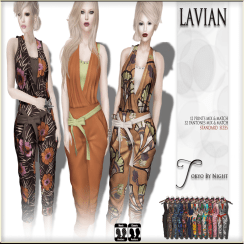 Lavian_CO - Tokyo By Night Bag 2