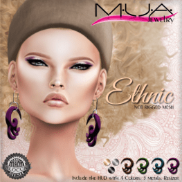 {MUA} Jewelry - Ethnic