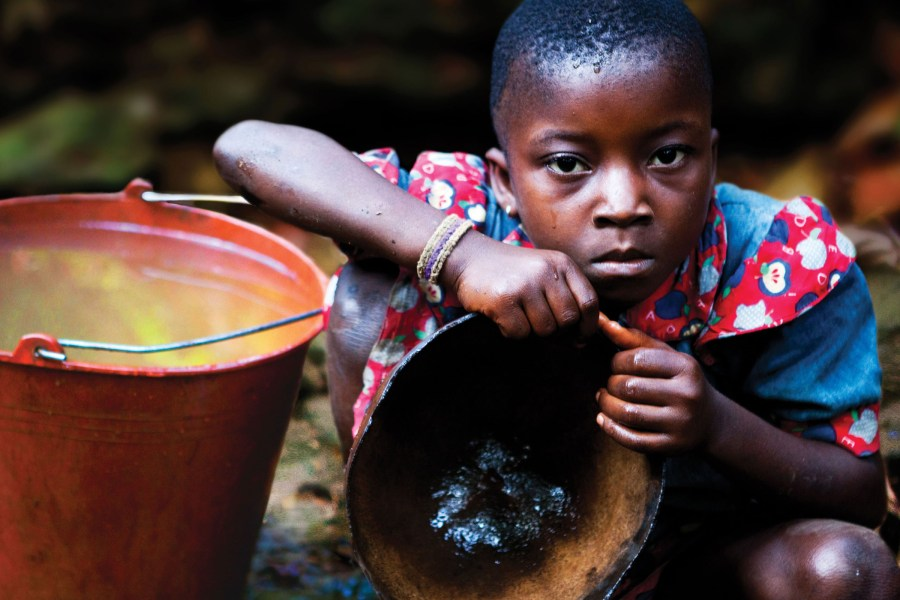 Will you make a promise to WaterAid?