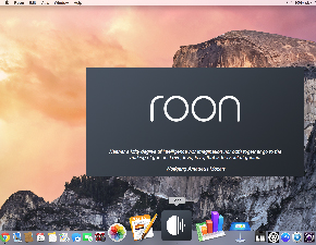 Roon on MacOS